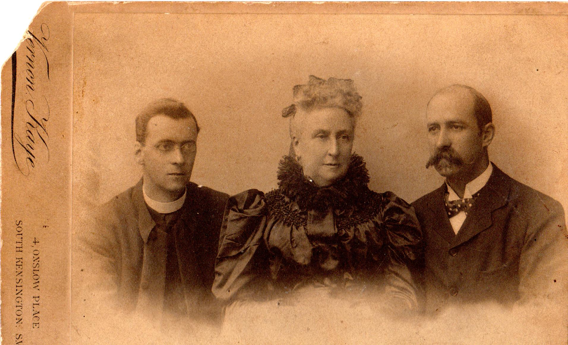 Celia, Alfred,& PhilipO'Bryen