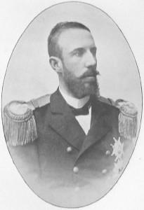 Prince Oscar Bernadotte