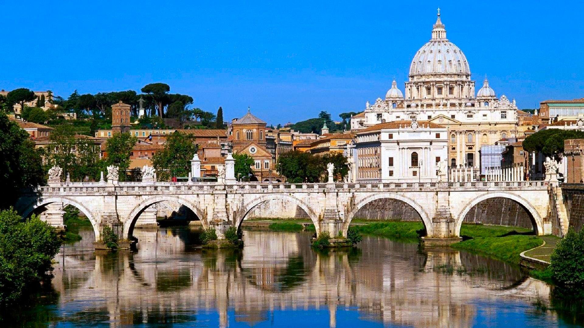 страны архитектура Италия Рим country architecture Italy Rome  № 285910 загрузить