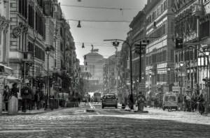 Via Nationale Roma