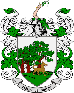 Callaghan arms