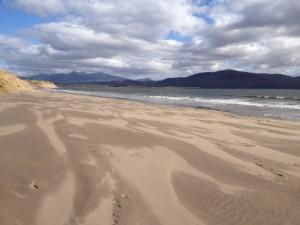 Carrigline beach