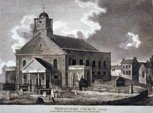 St Mary's Newington