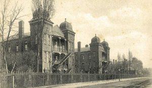 Newington Workhouse