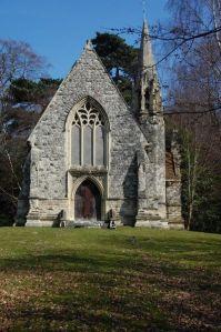 chapel ThorndonPark